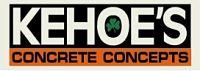 Kehoes Concrete Concepts