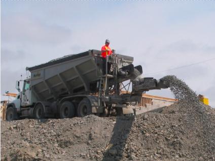 Gravel and Limestone Aggregates - Vitale-Robinson Companies