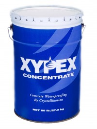Xypex Crystalline Waterproofing - Vitale-Robinson Concrete